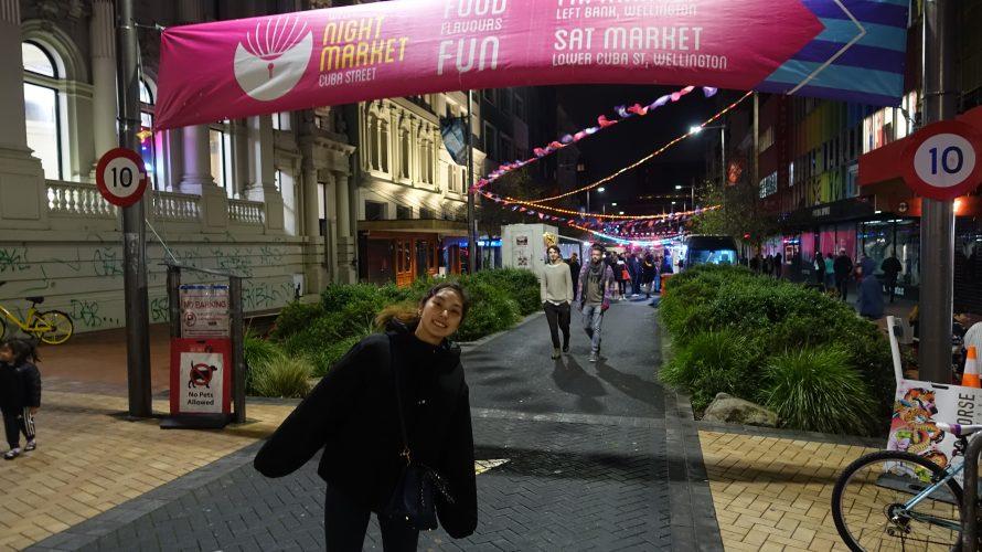 毎週開催されてるNight Market行って来たよ!