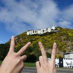 Wellington Signいってきました!