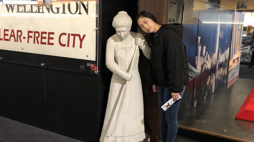 ウェリントン博物館に行って来たよ!