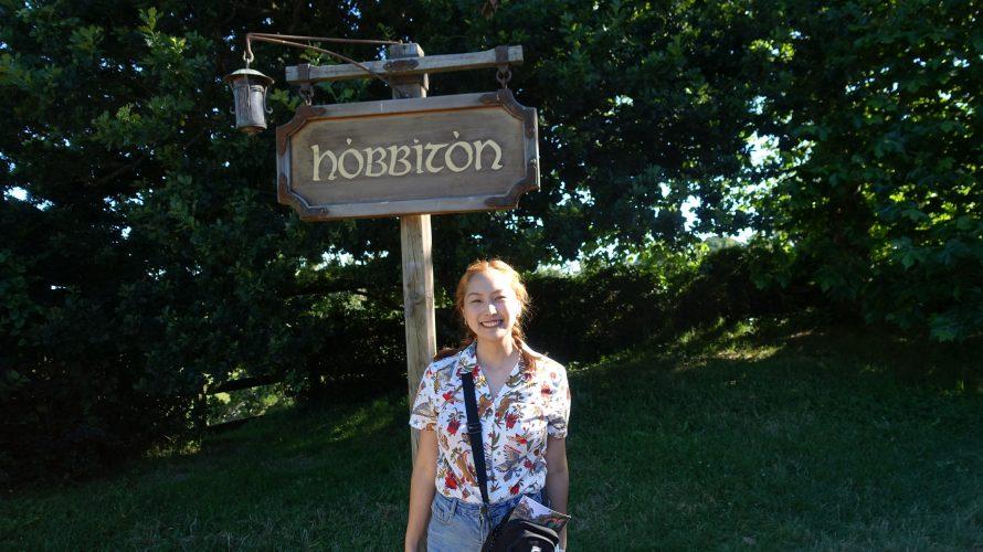 ロード・オブ・ザ・リングと言ったら!?【Hobbiton Movie Set Tours 】