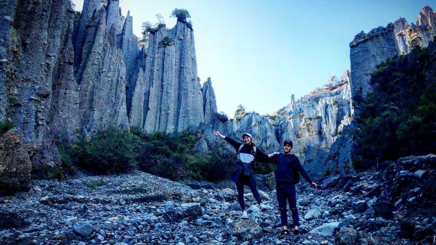 『ロード・オブ・ザ・リング/王の帰還』の撮影地【Putangirua Pinnacles(ピナクルズ)】